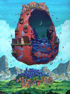 The Art Of Animation, Alex Konstad - Aka: AlexKonstad -...