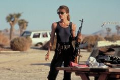 The Long List of Successful Action Movies Starring Women