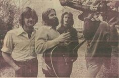 Bruce Johnston, Carl Wilson, Dennis Wilson, Mike Love (Crawdaddy, Old enough and big enough of a fan to remember this Carl Wilson, Dennis Wilson, Bruce Johnston, Wilson Brothers, Mike Love, 70s Music, The Beach Boys, Rock Legends, Fictional Characters