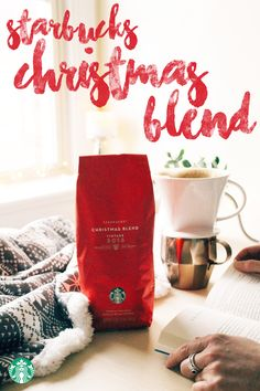 Rare, aged Sumatra beans make a great holiday gift that that can be enjoyed well into the new year. The recommended brew method is pour-over, and this coffee, with its cedary-spicy notes, pairs well with foods containing orange, nutmeg, clove and cinnamon flavors. Starbucks Christmas Blend Vintage 2016 whole bean bags are available at Starbucks.com.