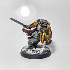 Pete Whitlam (@upplander) • Instagram photos and videos Warhammer Paint, Warhammer Models, Warhammer 40000, Wolf Time, Colour Schemes, Paint Schemes, Warhammer 40k Space Wolves, Silly Games, Marine Colors