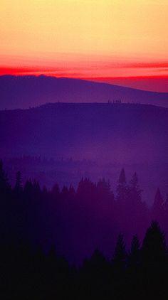 Sunset On The Road to Salem, Oregon | Flickr - Photo Sharing!