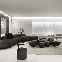 The MET sofa, an organic, thought-provoking, sensual piece was designed based on the homonymous sofa and upholstery collection. A protagonist of space with generous proportions and a multifaceted piece in terms of usage interpretation. Find this beautiful and luxurious collection by Sollos exclusively at Etreluxe. #sofa #Modernlivingroom #Exclusivesofaseating #Contemporarysofa #Designersofas #Modernsofas #Luxurysofa #Designerfurniture #Italianfurniture #Interiordesigning #TurnkeyInterior Luxury Sofa, Luxury Furniture, Furniture Design, Contemporary Sofa, Italian Furniture, Thought Provoking, Sofas, Upholstery, Organic
