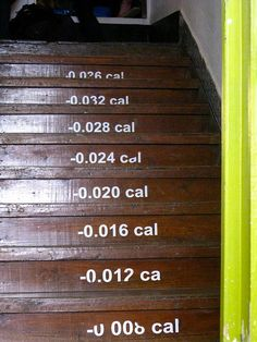 Staircase for the weight conscious at Goodnight Hostel in Lisbon, photography by petes_travels via Flickr