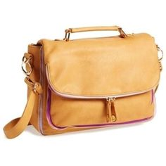 Great messenger bag for work and class!