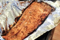Barbequed Steelhead Trout Two Ways-will try keep it paleo with goat yogurt instead of mayonnaise