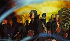 Akatsuki Team Hd Wallpaper Background Image 1920x1080