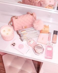 Baby Pink Aesthetic, Princess Aesthetic, Beauty Room, My Beauty, Pink Love, Pretty In Pink, Pink Fashion, Fashion Beauty, Fashion Women
