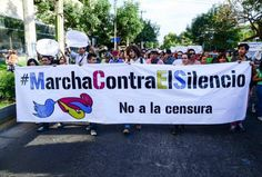 March against silence