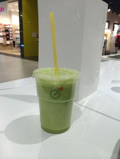 Your Essence- in this case my Essence :) Made with ananas banana orange and celery but NO SUGAR ! You should taste it!