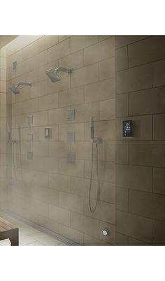 Best Digital Shower Controls in 2020 Digital Showers, Water Shoot, Button, Design, Buttons, Knot