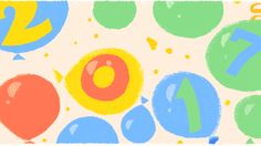 New Year's Day 2017 Google doodle features balloon drop to mark 1st day of the year http://feeds.searchengineland.com/~r/searchengineland/~3/OlkPa9oqSt0/new-years-day-2017-google-doodle-features-balloon-drop-mark-1st-day-year-266892?utm_source=rss&utm_medium=Sendible&utm_campaign=RSS