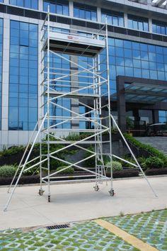 Buy Aluminium Scaffold Tower in UK :   https://www.aluminium-scaffoldtowers.co.uk   #scaffoldtower #scaffolding