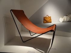 G55 lounge chair Michaël Verheyden