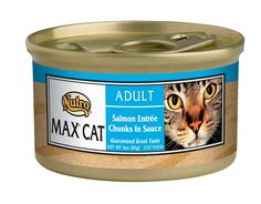 Nutro Max Salmon Entree Canned Cat Food