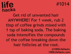1000 Life Hacks - seriously? If it was this easy, we would not be shaving anymore!