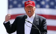 Republican front-runner comments on Easter Sunday bombing in Pakistan