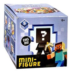 Minecraft Ice Series 5 Minecraft Series 5 Mini Figure Mystery Pack