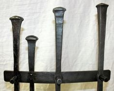 hand forged wrought iron fireplace tool set w twist as featured rh pinterest com Best Fireplace Tools uniflame wrought iron fireplace tool set