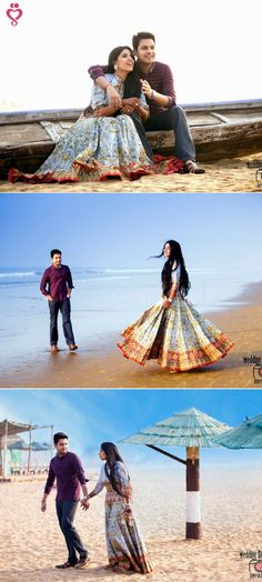 Love Story Shot - Bride and Groom a Nice Outfits. Wedding Couple Poses Photography, Couple Photoshoot Poses, Indian Wedding Photography, Wedding Photography Inspiration, Photoshoot Inspiration, Autumn Photography, Couple Posing, Beach Photography, Couple Shoot