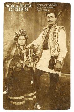 Ukraine - Галицьке весілля у світлинах - Весілля подружжя Якуб'яків, м. Кломия, 1920 - ті рр.