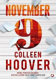  Beloved New York Times bestselling author Colleen Hoover returns with an unforgettable love story between a writer and his unexpected muse. Fallon meets Ben, an aspiring novelist, the day. Good Books, My Books, Books To Read, Hopeless Colleen Hoover, Ugly Love, Contemporary Romance Books, Entrepreneur Books, November 9th, Book Recommendations