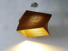 lamparas de carton - Buscar con Google