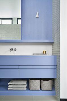 Williamstown House | Fiona Lynch interior design office Melbourne