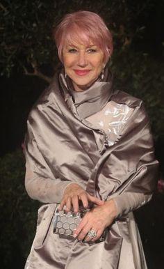 Helen Mirren actually did this!