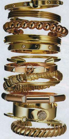 ♥ accessorize ♥bangles.