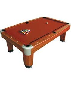 BCE Rosemont 7ft Pool Table.