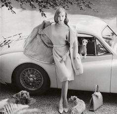 NORMAN PARKINSON Nena, Florence, 1961