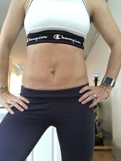 d18e36dcaef1f Body Makeover HIIT Workout + New Favorite Sports Bra For Large Chests