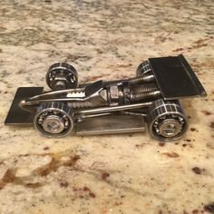 Indy/Formula One Race Car by AjaxMetalWerx on Etsy