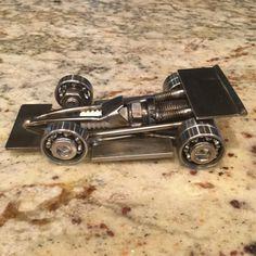 Indy/Formula One Race Car by AjaxMetalWerx on Etsy