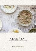 Near and Far: Recipes Inspired by Home and Travel: Known for combining natural foods recipes with evocative, artful photography, New York Times bestselling author Heidi Swanson circled the globe to create this mouthwatering assortment of 20 vegetarian dishes. In this deeply personal collection drawn from her well-worn recipe journals, Heidi describes the fragrance of flatbreads hot off a Marrakech griddle, soba noodles and feather light tempura in Tokyo, and the taste of wild-picked greens…