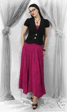 Slips used Cond Phaze Lavender Rockabilly Goth Underskirt Slip Petticoat