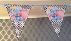 DIY - baby shower - hvordan lage ting selv til baby showeren Dumbo Baby Shower, Babyshower, New Baby Products, Barn, Diy Baby, Birthday, Showers, Collaboration, Shower Ideas