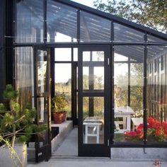 Bilder på växthus, uterum & orangeri