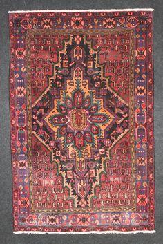 Online veilinghuis Catawiki: Prachtig Perzisch tapijt, ZANDJAN, semi - antiek,