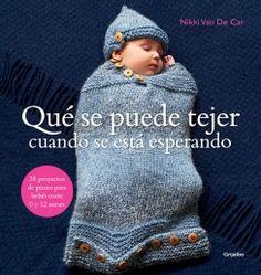 Agost 2014 -- Nikki Van de Car va passar l'embaràs  teixint de tot, des suèters i gorrets fins a pitets i peluixos. Els 28 projectes, per a nadons entre els 0 i els 12 mesos, que es recullen abasten des peücs,  mantetes, suéters, cardigans o gorrets. Organitzats segons el període de gestació del nadó cada projecte va acompanyat per detallades fotografies, a més d'útils consells per a aquelles mares que mai hagin agafat unes agulles.