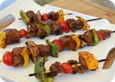 THE BEST - Steak Kabob Marinade