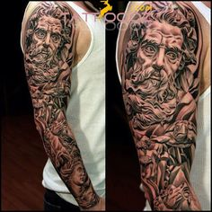 Tattoo Sleeves For Men Ideas Cool