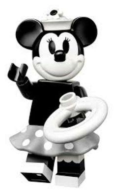 LEGO 71024 Disney Series 2 Minifigures Vintage Mickey /& Minnie NEW Opened Foil