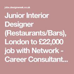 Junior Interior Architect job with Bespoke 454163 my dream job