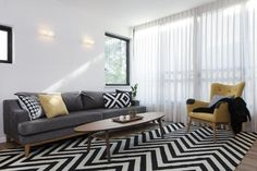 שבע שנים של שפע: שיפוץ דירה זמנית בצפון תל אביב | בניין ודיור