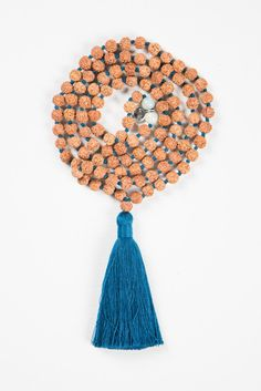 - Info - Gemstones - Specifications - A simple yet sacred combination of Rudraksha seeds forms this perfect mala. Enhance your practice with the Meditate Mala, and allow yourself to travel the path of