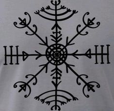 Veldismagn, Icelandic Rune, Protection Symbol