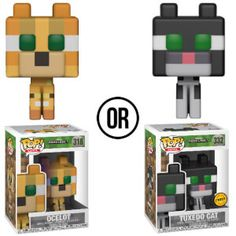 Vinyl from Pop In A Box UK, the home of Funko Pop Vinyl subscriptions and more. Minecraft Funny, Minecraft Stuff, Funko Pop Dolls, Pop Toys, Pop Characters, Pop Games, Ocelot, Thing 1, Pop Vinyl Figures