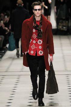 Burberry Prorsum - Fall 2015 Menswear - Look 25 of 49